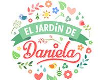 El Jardín. Logotipo