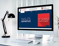 St. John's Academy Website