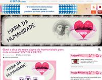 Blog Maria da Humanidade