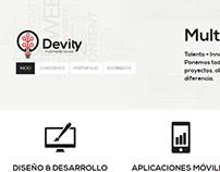 Website: Devity Multimedia House
