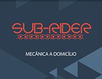 Identidade visual - Sub-rider