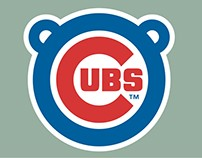 Updating Chicago Cubs Logo