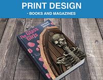 Livros e Revistas - Books and Magazines