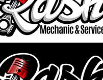 Diseño de logo_RASH