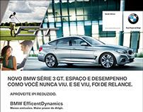 Anúncio BMW Série 3 GT