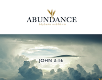 Vision of Abundance, for an multi-cultural city church