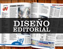 Diseño Editorial Diario El Impulso