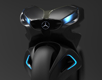 Mercedes One-Class REVENGE / RHINO 3D  Advanced Design