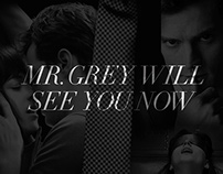 MOVIE POSTERS - Fifty Shades of Grey
