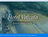 HOTELVALCALA.COM