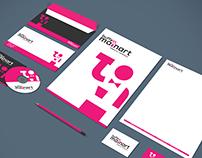 Identidade Visual • Buffet Mainart