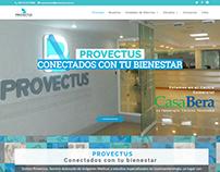 Provectus Web Site