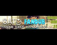 Diseños para un canal de youtube (Banner,logo,portada)