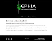 Indumentaria Sephia web