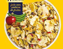 Granola Frutas