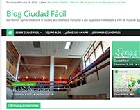 Blog Ciudad Fácil