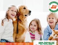 Mascotas club Campestre / Microchip