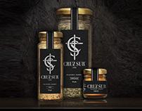 Cruz Sur - Diseño de marca, packaging, web