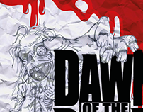 Album de barajitas de DANW of the DEAD
