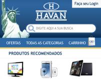Loja Havan - Mobile
