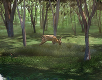 Deer&Forest