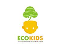 EcoKids - Logotipo