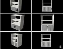 Modelagens 3D