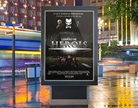 Poster movie Legion of Heroes