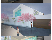 Vitral design / Architectural project