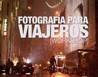 VClip Promo Workshop fotografía Esteban Toro