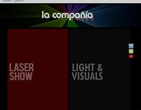 La Compañía Láser - Diseño Web