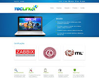 TecLinux - Web Site