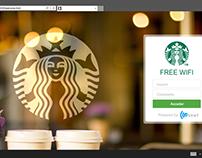 Starbuck Login Free Wifi