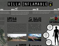 Villa Inflamable