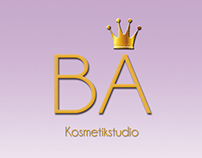 Logo for beauty studio