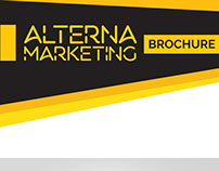 Brochure / Alterna Marketing