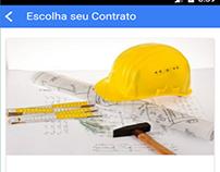 App Mobile Apontamento de Obras