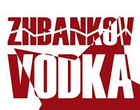 Etiqueta e imagen para vodka Zhbankov