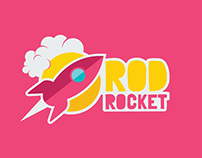Logo - Rod Rocket (Canal Youtube)