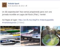 #Sup en Lagos del Rocío, Pilar