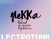 Nekka, artista invitado | Festival de música Afrolatina