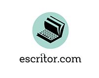 Escritor.com · Branding