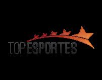 TOP ESPORTES (Identidade Visual)