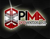Imagen Corporativa PIMA Proyectos