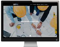 Diseño e implementación de sitio empresarial