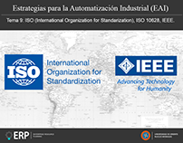 Power Point presentation | ISO standards