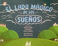 El Lado Mágico de los Sueños,antología ilustrada