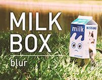 Milkbox -  Blur