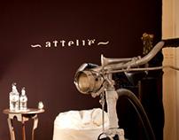 Attelie | design studio project