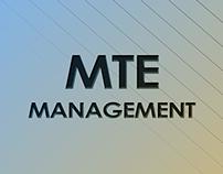 MTE MANAGEMENT